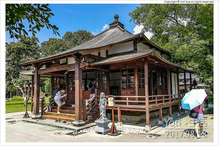 [花蓮吉安] 慶修院 | 縣定三級古蹟, 在百年日本寺廟內感受日式風情