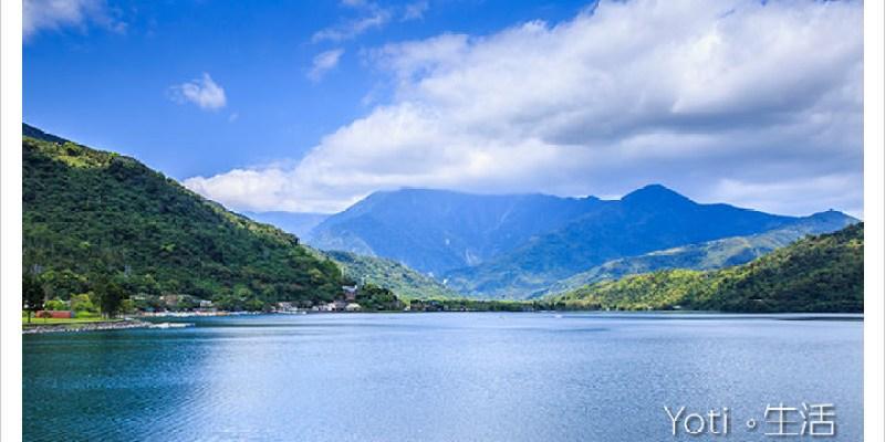 [花蓮壽豐] 鯉魚潭   湖光山色的環潭之旅, 花東縱谷國家風景區必遊景點之一!