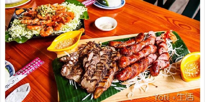 [花蓮銅門] 悠境風味餐廳   近慕谷慕魚與翡翠谷的部落原住民風味餐美食〈體驗邀約〉