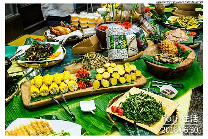 [花蓮玉里] 春日社區織羅部落   原住民風味餐