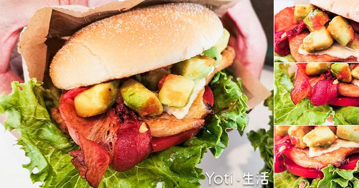 [麥當勞] 酪梨嫩煎雞腿堡   2020 期間限定、祕魯哈斯酪梨、極選嫩煎雞腿排