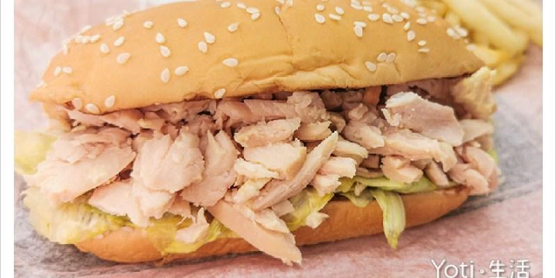 [麥當勞] 煙燻雞肉長堡   嫩切雞胸肉、蜂蜜芥末醬、Long Burger