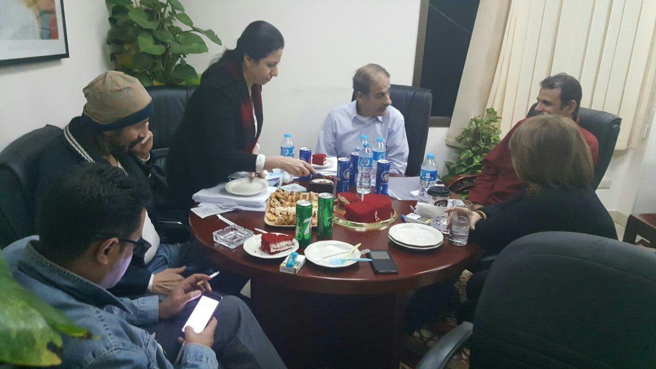 بوسى تنضم لمحمد رجب (1)