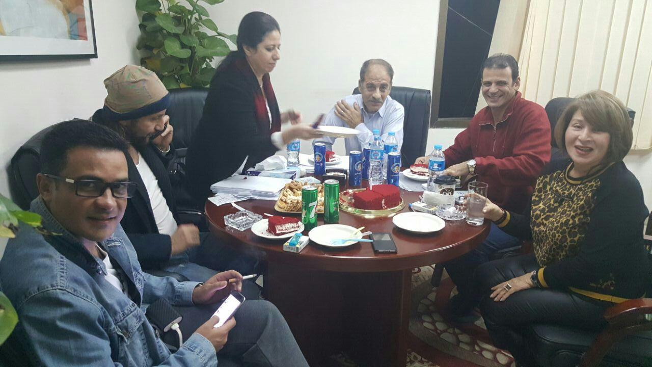 بوسى تنضم لمحمد رجب (2)