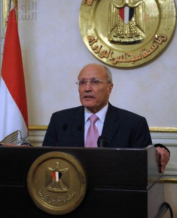 محمد العصار وزير الانتاج الحربى (4)