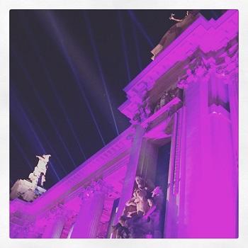 Grand Palais  مكان العرض