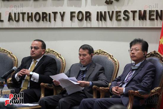 منتدى الأعمال المصرى الصينى(24)