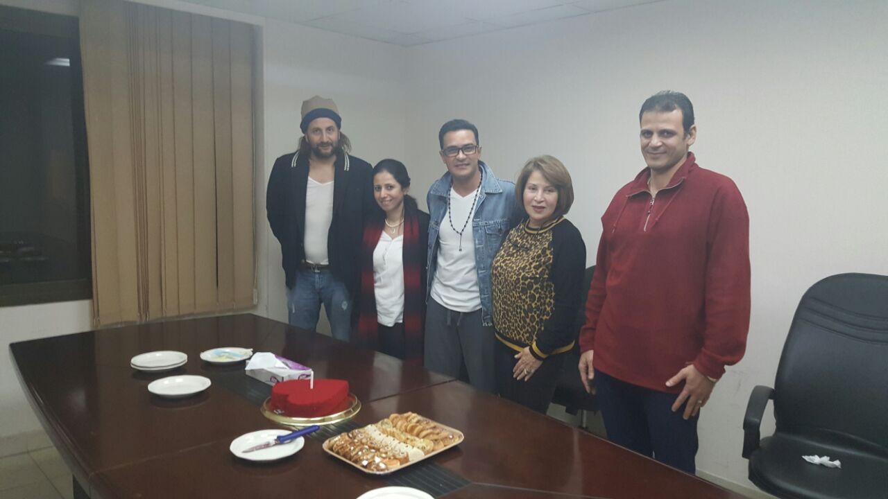 بوسى تنضم لمحمد رجب (3)