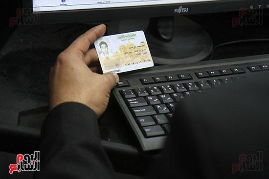 استخراج بطاقات الرقم القومى وشهادات الميلاد من مكاتب البريد (10)