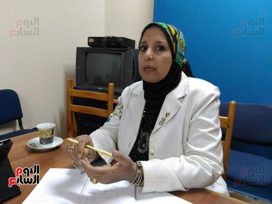 الدكتورة سحر عبد المولى