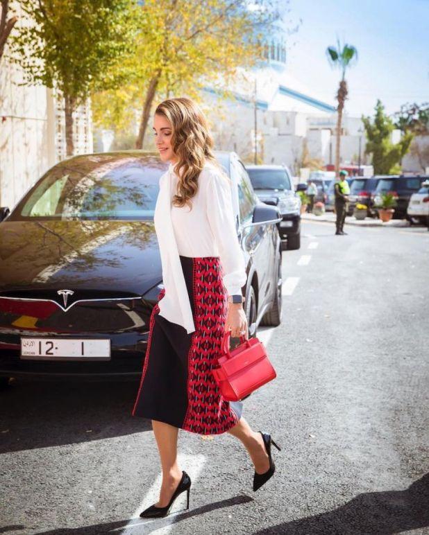 الملكة رانيا (3)