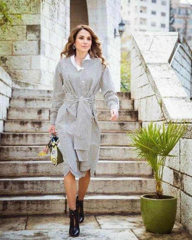 الملكة رانيا (1)