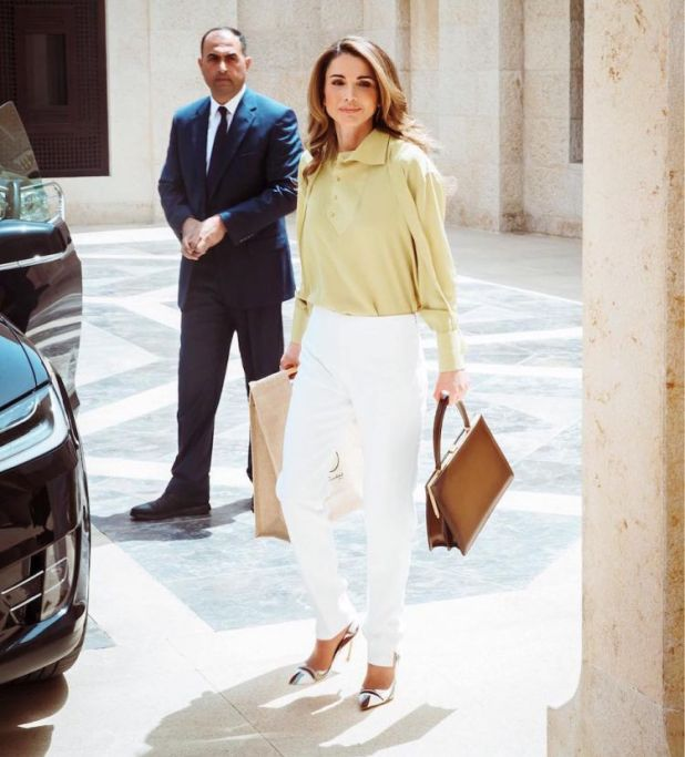 الملكة رانيا (11)