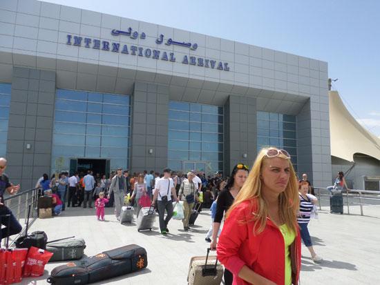 سياح من أكثر من 30 دولة يزورون الغردقة