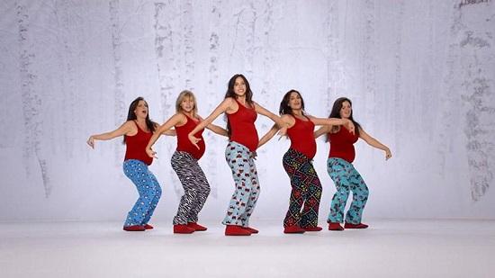 رقص الحوامل