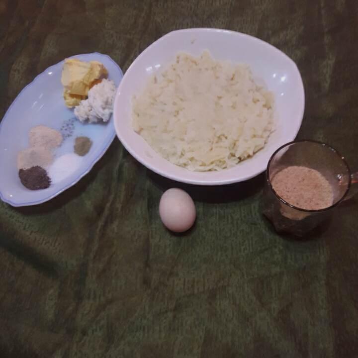 مقادير طريقة عمل البطاطس الكروكيت