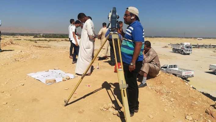 تسليم قطع أراضي جديدة في منطقة البغدادي الصناعية  (3)