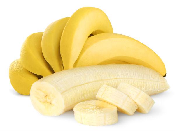 3 تدليك الموز والسكر