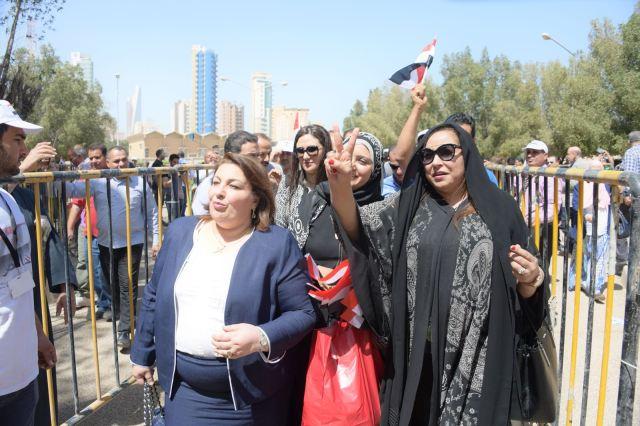 مصريون بالكويت