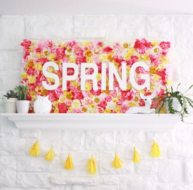 ديكورات الربيع (1)