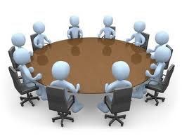اتيكيت الاجتماعات الرسمية