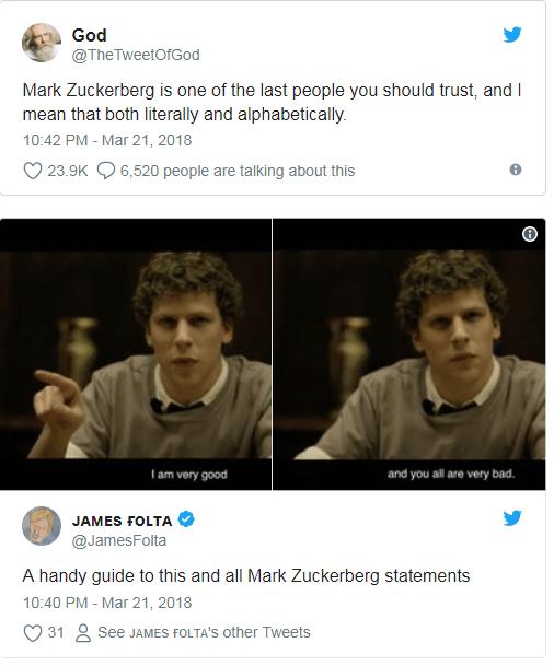 السخرية من مارك