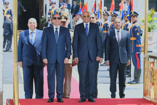 خطاب الرئيس السيسى أمام البرلمان (17)