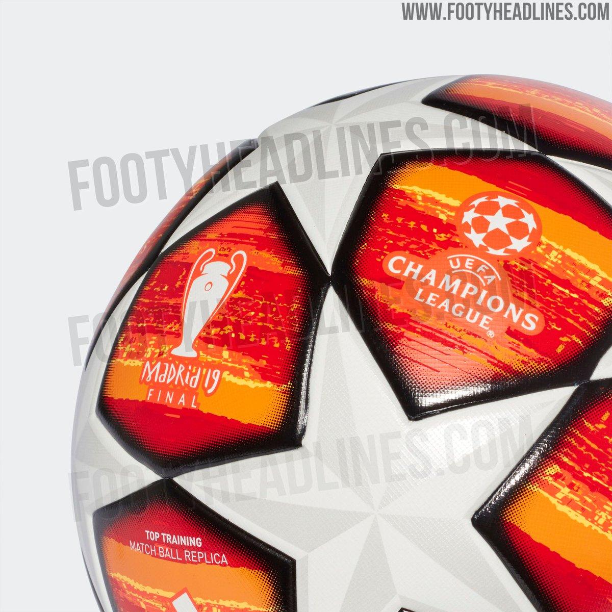 شاهد الكرة الجديدة لدورى أبطال أوروبا 2019 اليوم السابع