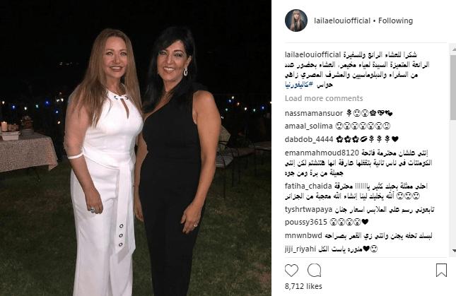 Post Laila Alawi