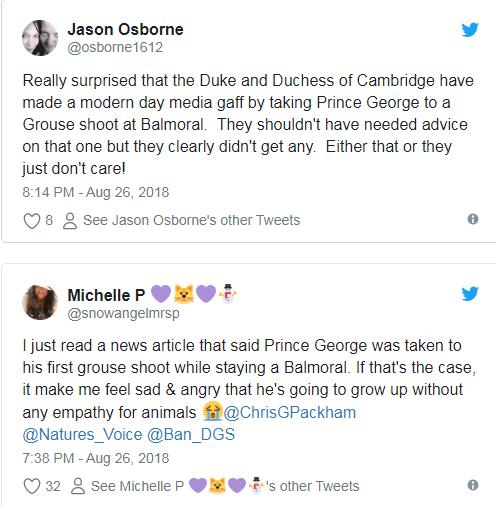 جانب من ردود الأفعال على تويتر