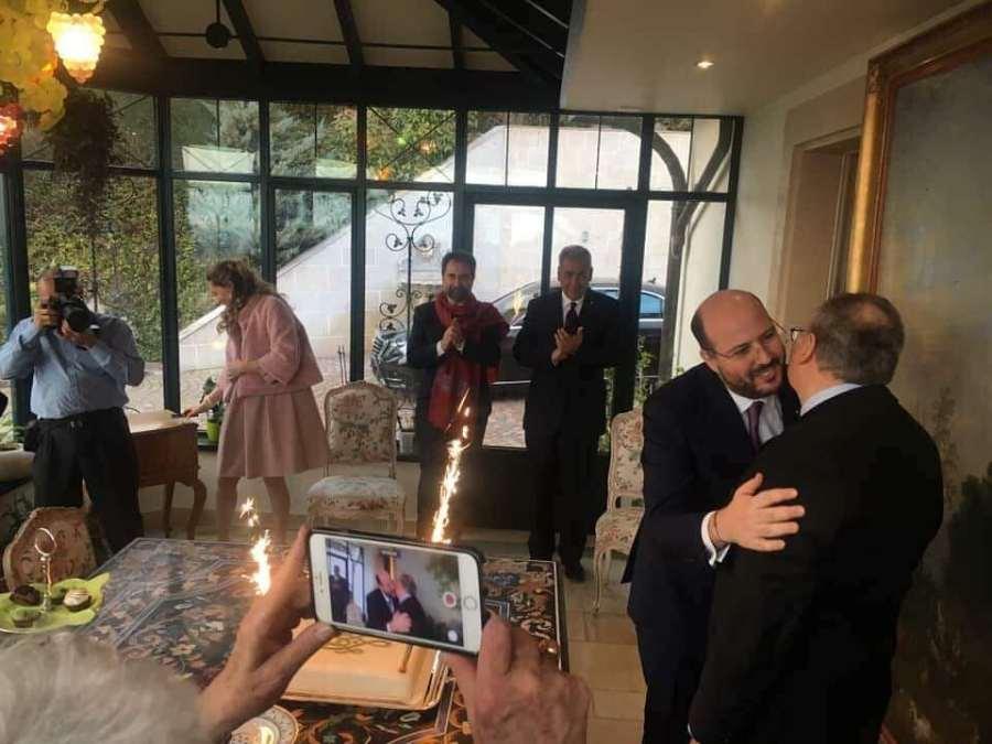 صور عقد قران الأميرة فوزية ابنة أحمد فؤاد الثانى أخر ملوك