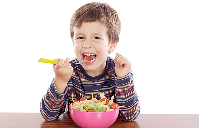 طعام الاطفال