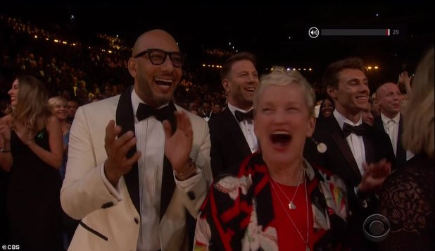 فرحة الجمهور بظهور ميشيل أوباما (1)