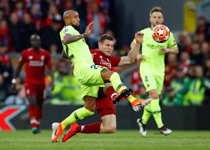 Liverpool v Barcelone (35)