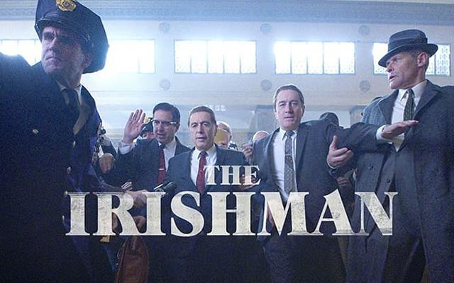 The irishman اخرإج مارتن سكورسيزى يجمع عباقرة التمثيل روبرت دى نيرو وأل باتشينو فى فيلم جديد مره اخرى