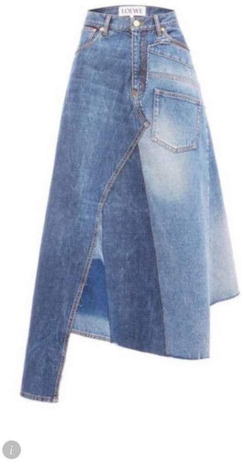 اطلالات حريمى ملابس الجينز 2020