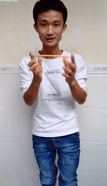 Pen trick
