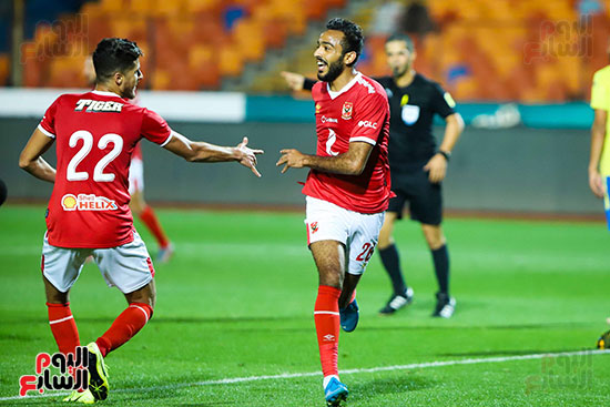 The joy of electrifying first goals in Al-Ahly shirt