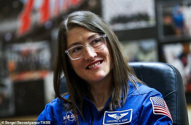 Christina Koch 1