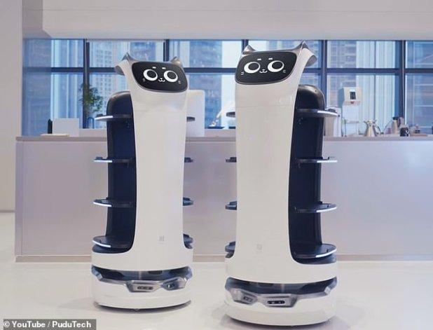 تصميم الروبوت