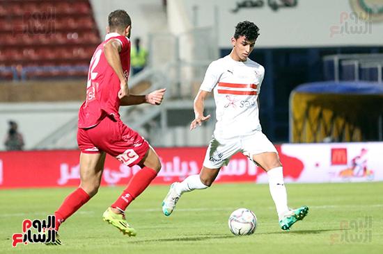 Zamalek and Haras Al Hodoud match (8)