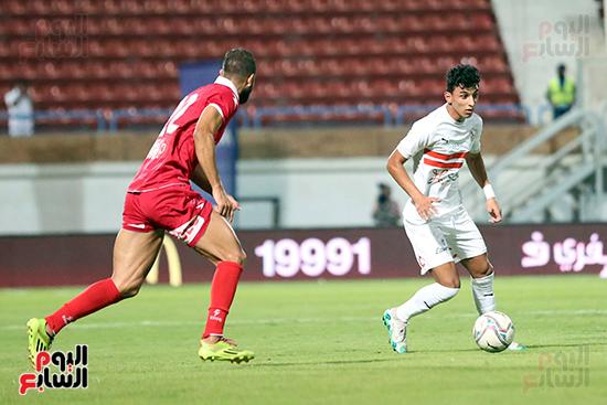 Zamalek and Haras Al Hodoud match (9)