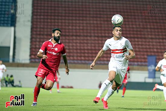 Zamalek and Haras Al Hodoud match (4)