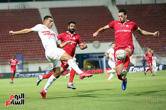 Zamalek and Haras Al Hodoud match (3)