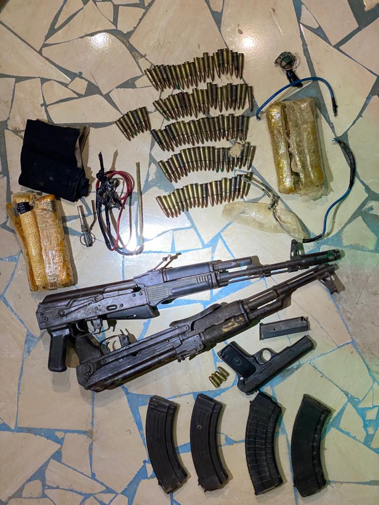 مقتل عنصرين إرهابيين شديدي الخطورةفي اشتباك مع قوات الأمن  بسيناء  (10)