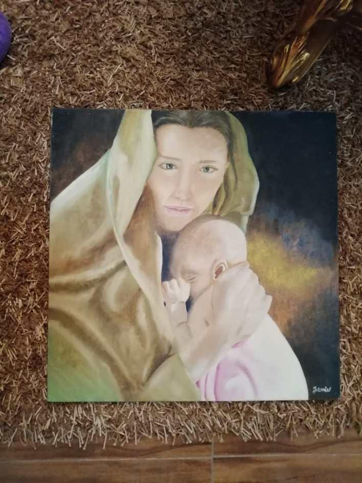 الأعمال الفنية للطبيبة ياسمين جلال (13)