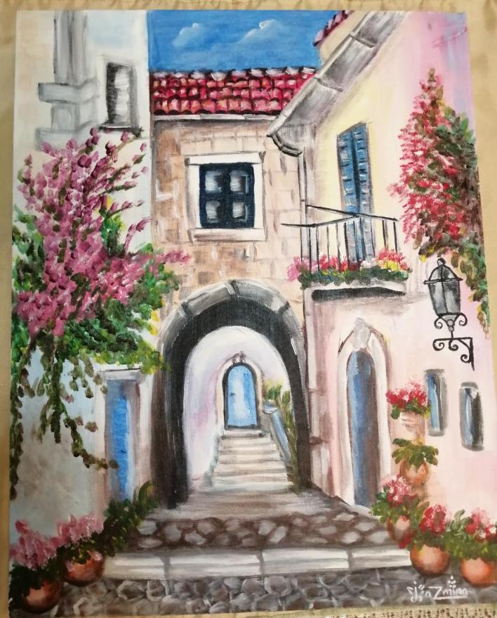 الأعمال الفنية للطبيبة ياسمين جلال (14)