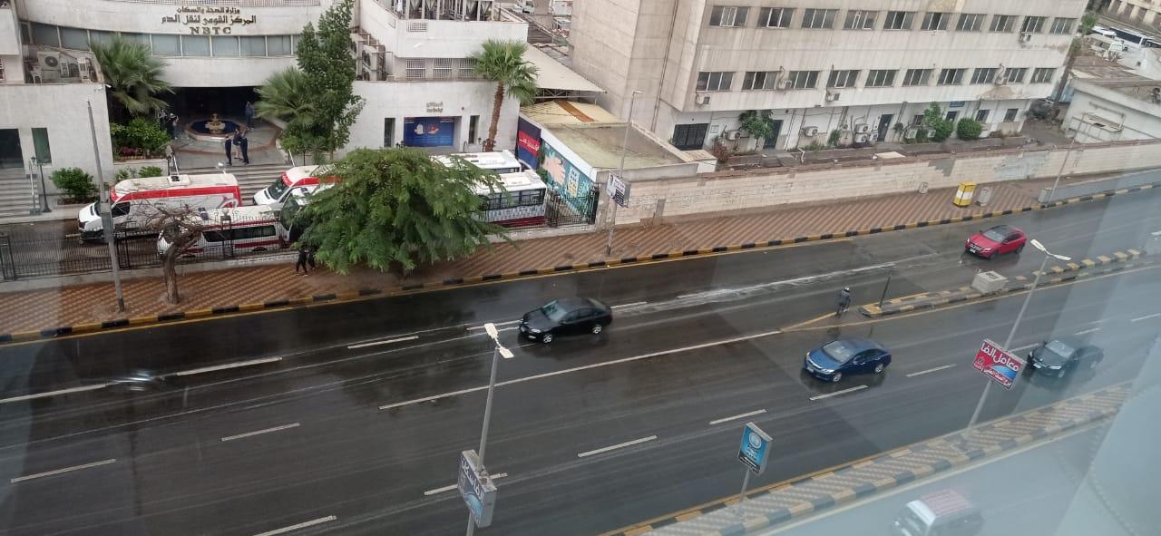 طقس سيء يضرب القاهرة