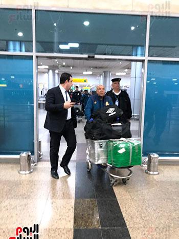 Tunisian Esperance arrives in Cairo (17)