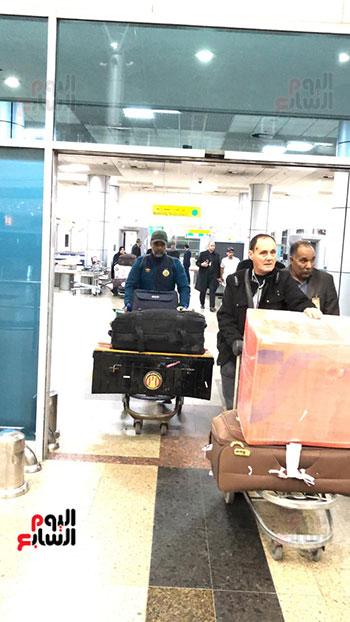 Tunisian Esperance arrives in Cairo (12)